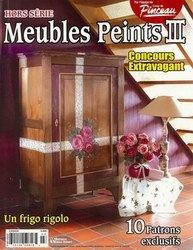 Журнал Coup de Pinceau Hors-Serie Meubles Peints III