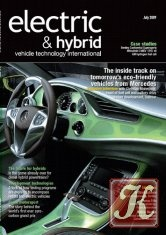 Книга Electric & Hybrid vehicle technology international magazine July 2009