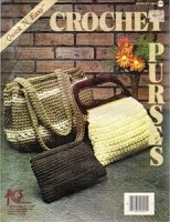 Журнал Quick & Easy Crochet Purses