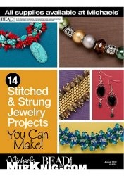 Bead & Button - Stitched & Strung Jewelry Projects You Can Make august 2011