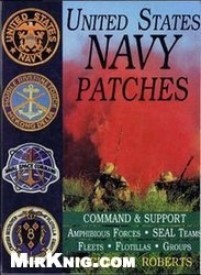 Книга US Navy Patches - Command & Support