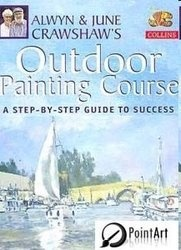 Книга Alwyn and June Crawshaw's Outdoor Painting Course