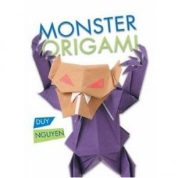 Книга Monster Origami
