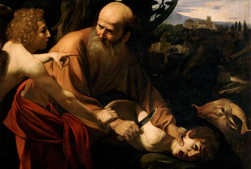 Жорстокі вбивства в біблійних сюжетах