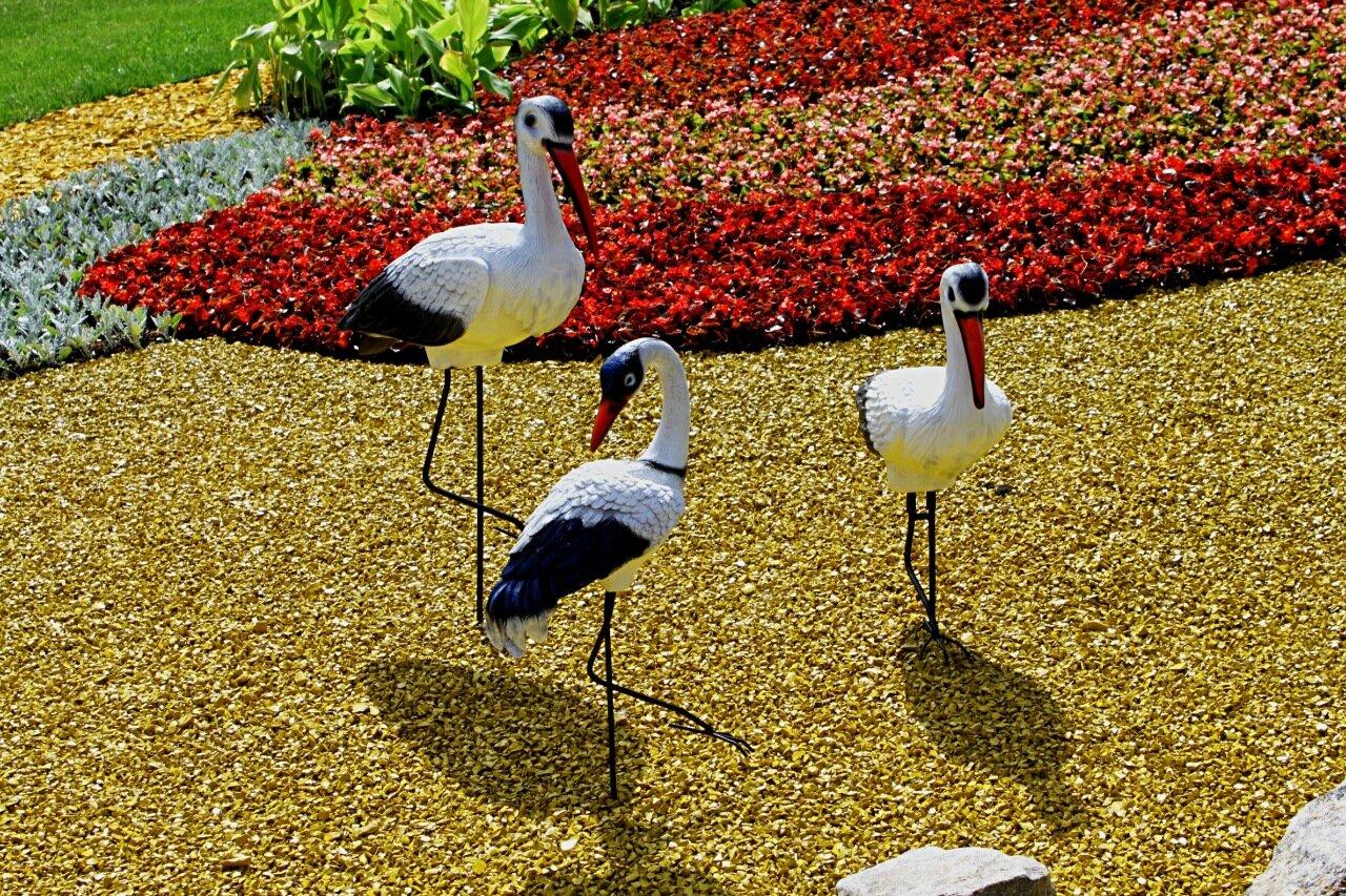 Японские журавли - символ здоровья, долголетия и счастья