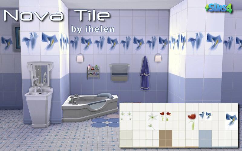 Nova Tile by ihelen