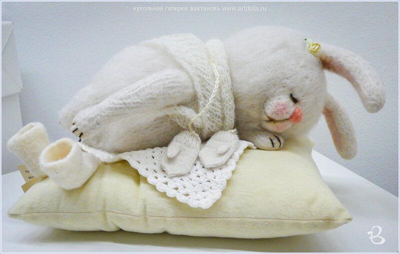 XVII Международная выставка художественных кукол и мишек Тедди