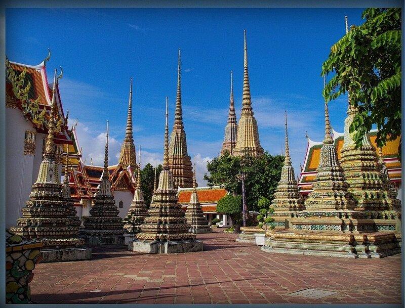 21. Ват Пхо(Бангкок, Таиланд).JPG