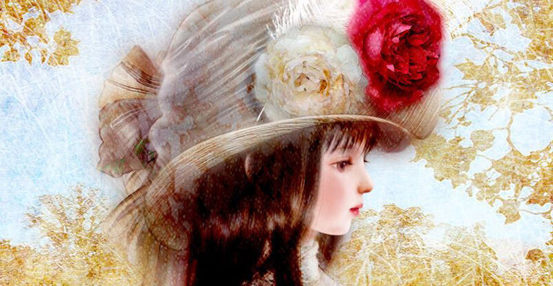 Картинки по запросу художник Yokota Miharu