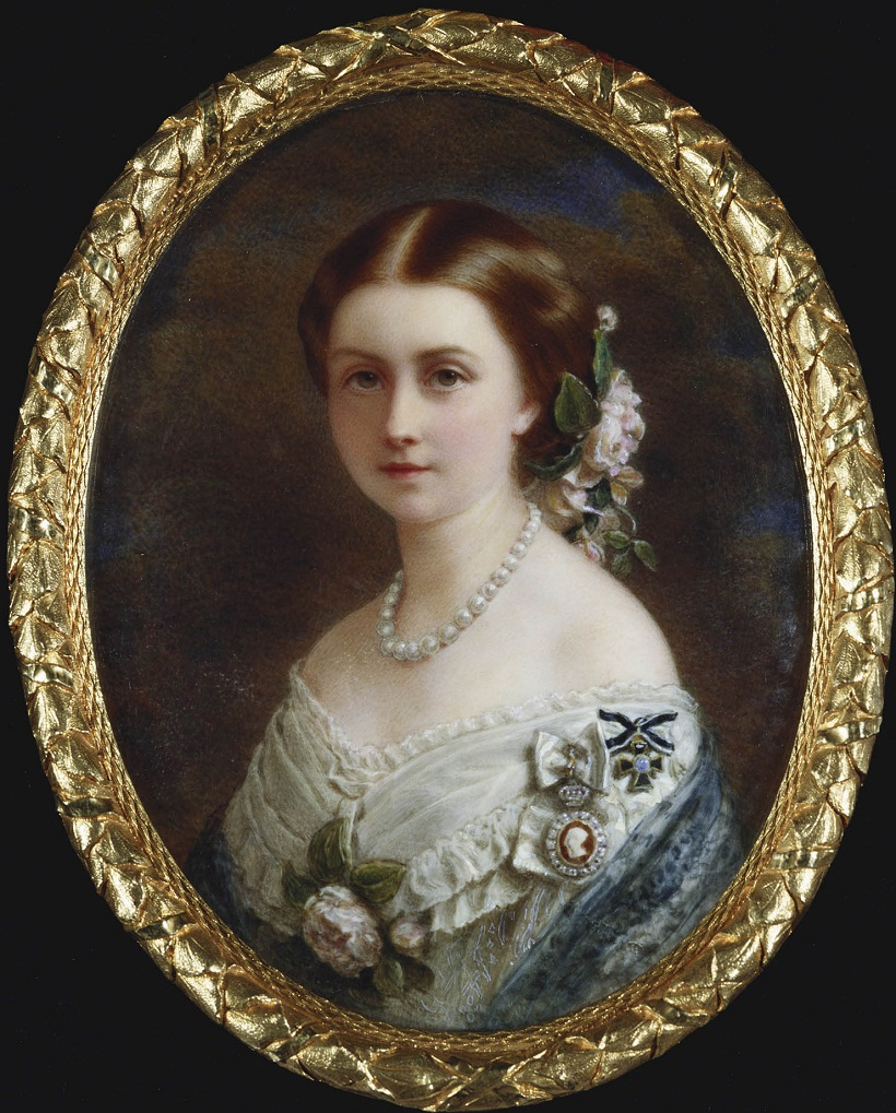 Victoria, Princess Royal, when Princess Frederick William of Prussia (1840-1901)