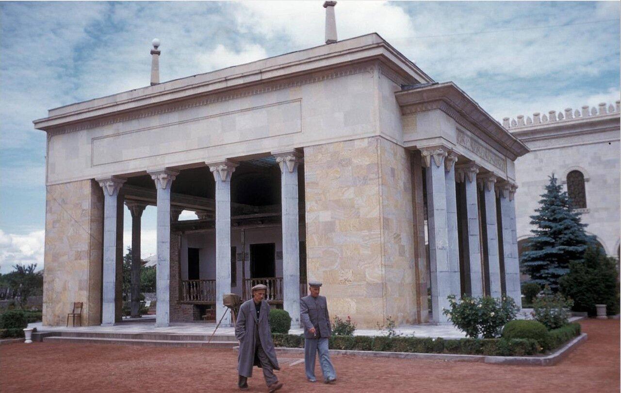 Гори. Дом-музей Сталина
