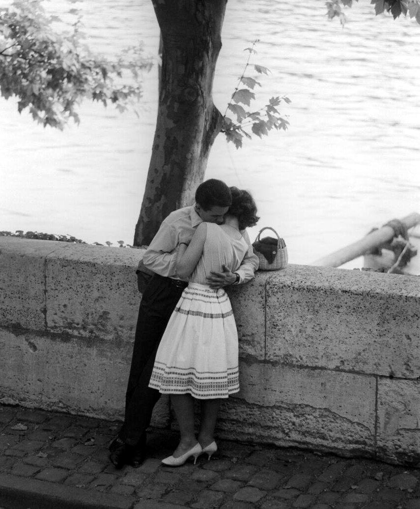 1950-е. Влюбленные