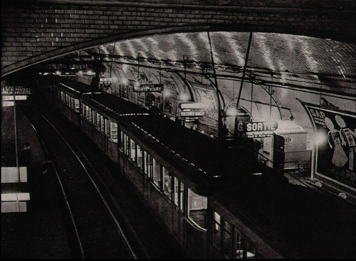 1933. Железнодорожная станция Пале-Рояль