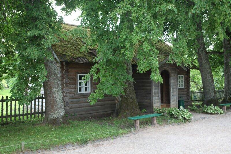 Пушкинские Горы -Михайловское