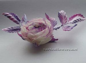 Мастер-класс. Английская роза «Оливия» от Vortex  0_fc0fd_75544c46_M