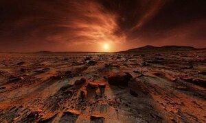 Ученые обнаружили на Марсе жидкую соленую воду
