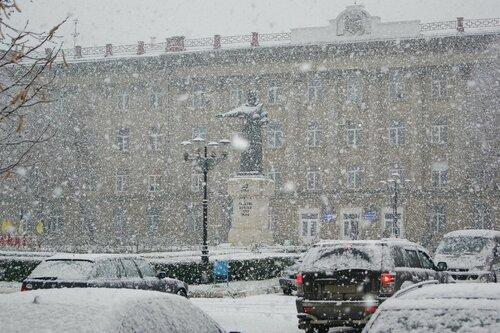 Синоптики обещают снег в новогоднюю ночь в Молдове