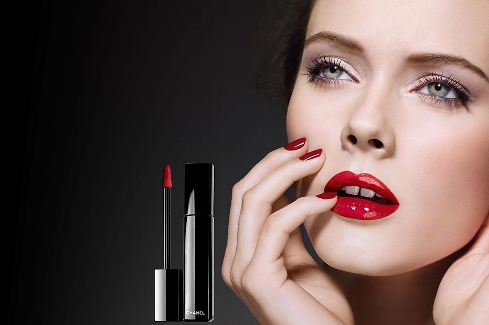 Chanel представил весеннюю декоративную косметику