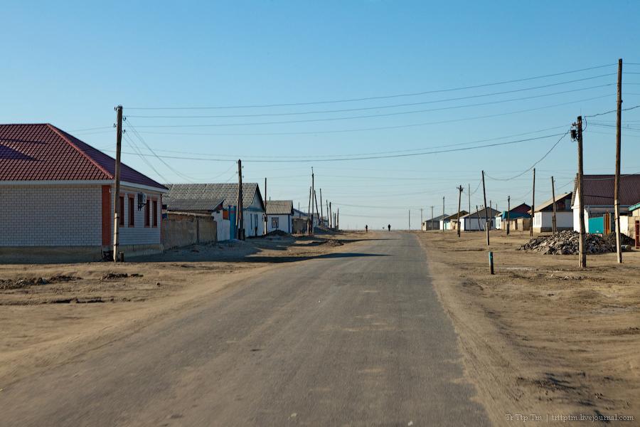 7. Пустыни юго-западного Казахстана.