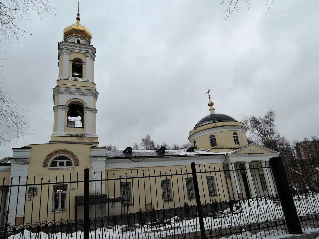 Храм Зосимы и Савватия в Гольяново