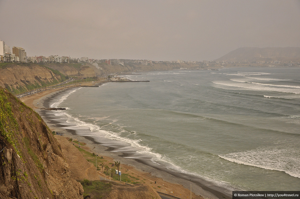 0 160cf7 ff833c20 orig Пасмурный мегаполис Лима   столица Перу