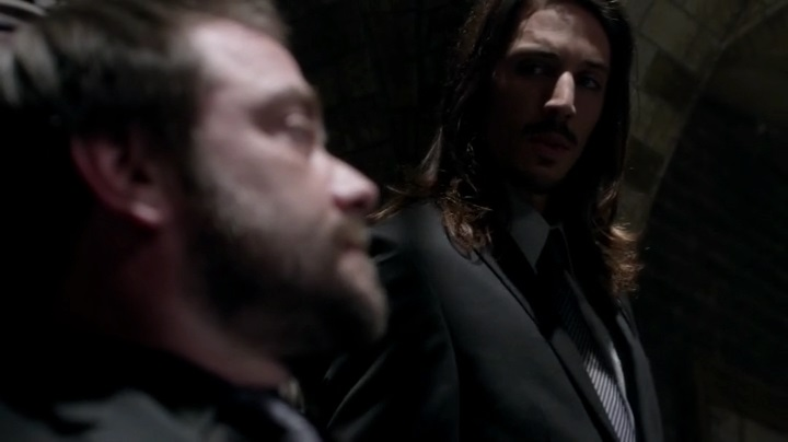 Актеры и персонажи эпизода 10.14 The Executioners Song