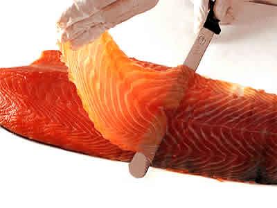 Выбираем рыбу для приготовления суши