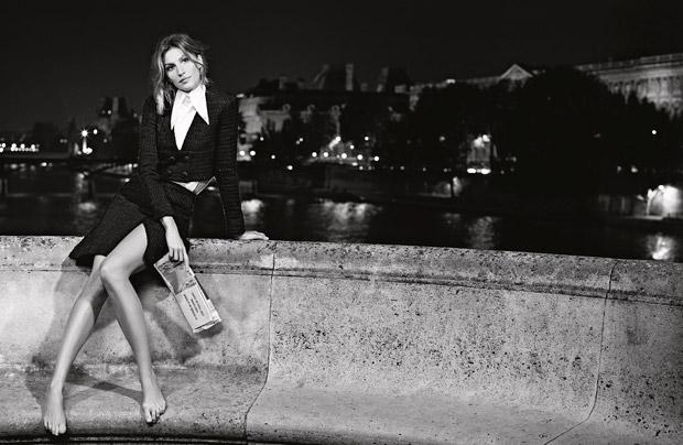 Жизель Бундхен (Gisele Bundchen) в рекламной фотосессии для Chanel (13 фото)