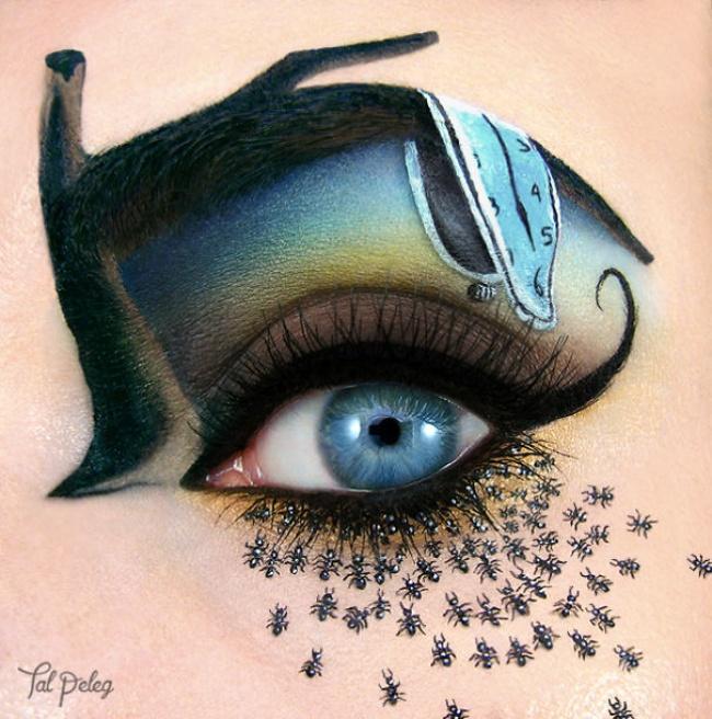 Глаза как улисицы