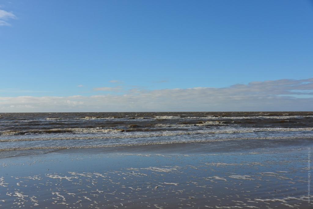 Ласковые волны бодрящего Белого моря...