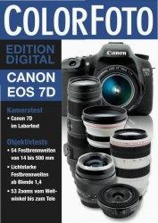 Журнал Color Foto: CANON EOS 7D, 2013