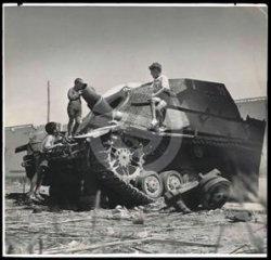 Вторая Мировая Война. Техника, вооружение, люди…  Уничтоженная и поврежденная бронетехника. Часть 7