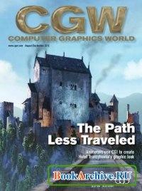 Computer Graphics World - August/September 2012.