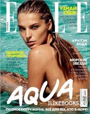 Журнал ELLE №7 июль 2011 Россия