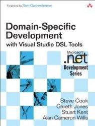 Книга Domain-Specific Development with Visual Studio DSL Tools