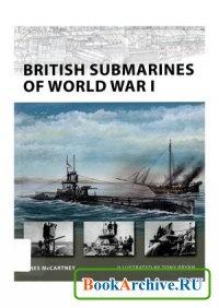 Книга Osprey - New Vanguard 145 - British Submarines of World War I