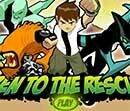 Бен 10 на помощь - игра (Game Ben 10 - to the Rescue)