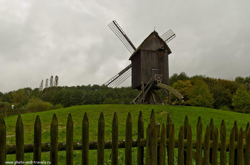 8. Еще один ветряк в Гессенпарке