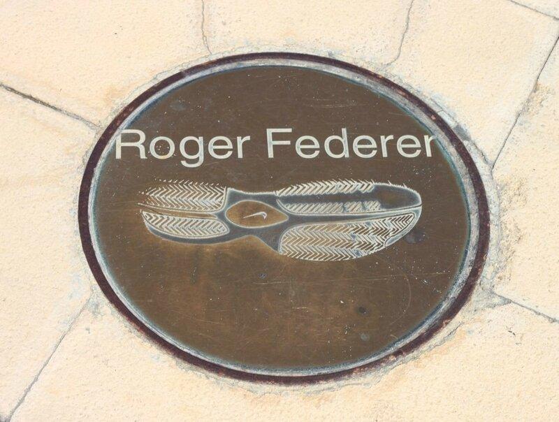 Барселона - Роджер Федерер (Barcelona - Roger Federer)