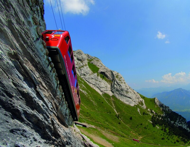 Swiss Travel System: Highlights Bergbahnen - Pilatus