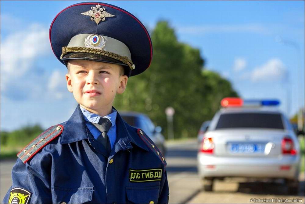Сотрудники полиции приняли участие в Дне карьеры