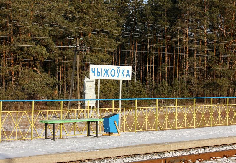 Платформа Чижовка