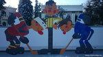 ВДНХ. Хоккей