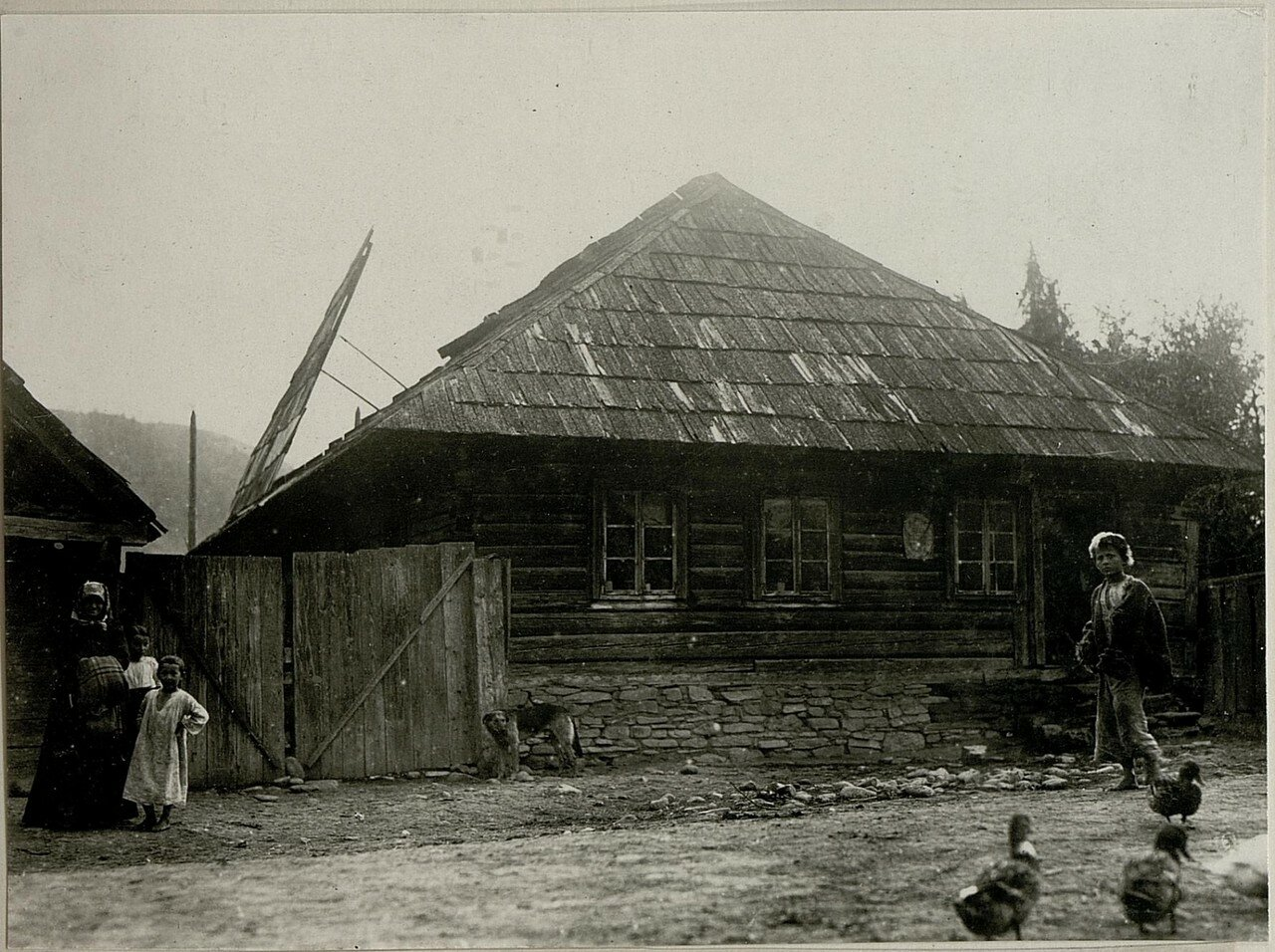 Еврейское жилище