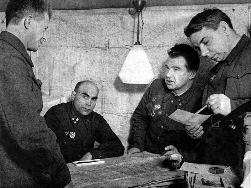 маршал Чуйков, 62 армия, Сталинградская битва, сталинградская наука, битва за Сталинград, приказ 227