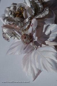 Мастер-класс. Роза  с газетным принтом «Lady Print» от Vortex  0_fc126_7a7bf695_M