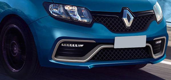 «Заряженный» Sandero от Renault