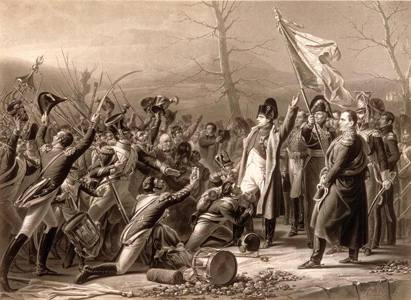 Возвращения с острова Эльба  Jazet, Шарль де Steuben, барон .jpg