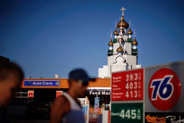 В объективе фотографа: Лос Анджелес как обитель десятков наций