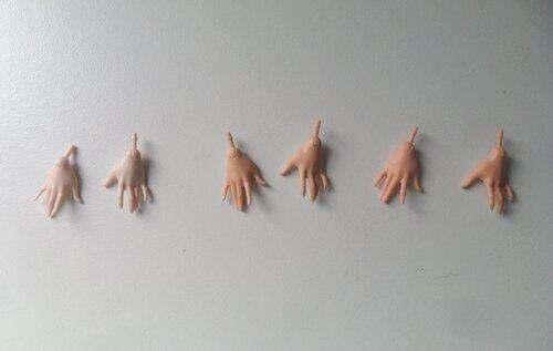 Купить руки для кукол монстер хай
